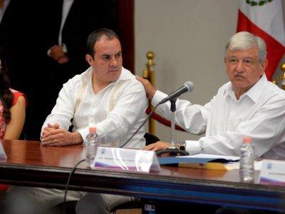 """<a href=""""/noticias/promete-amlo-trabajo-conjunto-con-gobierno-de-morelos"""">Promete AMLO trabajo conjunto con Gobierno de Morelos</a>"""