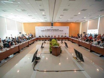 """<a href=""""/noticias/firman-plan-de-pacificacion-del-estado-de-morelos"""">Firman Plan de Pacificación del estado de Morelos</a>"""
