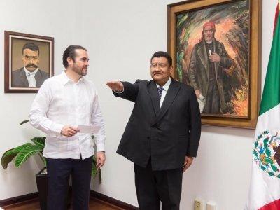 """<a href=""""/noticias/alejandro-rondin-cruz-rindio-protesta-como-director-general-de-atencion-ciudadana"""">Alejandro Rondín Cruz rindió protesta como director general de Atención Ciudadana.</a>"""