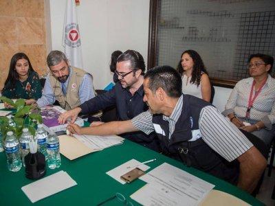 """<a href=""""/noticias/morelos-esta-preparado-para-responder-ante-alguna-emergencia-pablo-ojeda"""">Morelos está preparado para responder ante alguna emergencia: Pablo Ojeda</a>"""