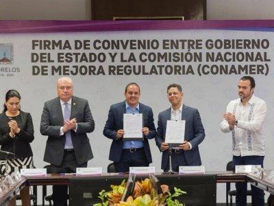 """<a href=""""/noticias/simplifican-en-morelos-tramites-para-apertura-de-empresas"""">Simplifican en Morelos trámites para apertura de empresas</a>"""