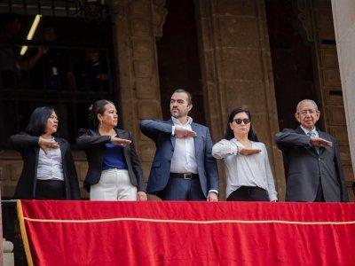 """<a href=""""/noticias/preside-cuauhtemoc-blanco-desfile-conmemorativo-la-revolucion-mexicana"""">PRESIDE CUAUHTÉMOC BLANCO DESFILE CONMEMORATIVO A LA REVOLUCIÓN MEXICANA</a>"""