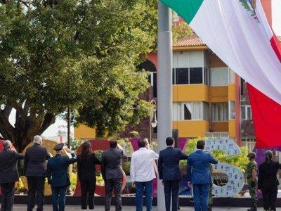 """<a href=""""/noticias/encabeza-cuauhtemoc-blanco-ceremonia-por-el-cix-aniversario-de-la-revolucion-mexicana"""">Encabeza Cuauhtémoc Blanco ceremonia por el CIX Aniversario de la Revolución Mexicana</a>"""
