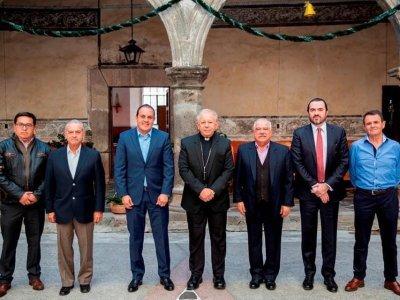 """<a href=""""/noticias/trabajar-favor-de-la-paz-social-prioridad-para-el-gobierno-de-morelos-y-asociaciones"""">Trabajar a favor de la paz social, prioridad para el Gobierno de Morelos y asociaciones reli...</a>"""