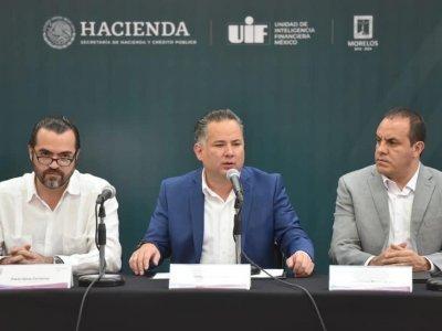 """<a href=""""/noticias/firma-convenio-de-colaboracion-morelos-con-la-uif"""">Firma convenio de colaboración Morelos con la UIF</a>"""